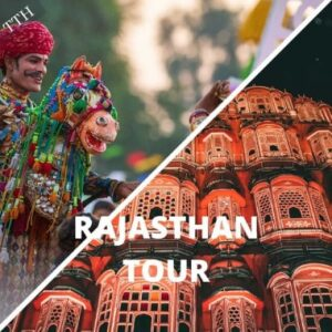 Tempo traveller on rent for rajasthan tour