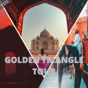 hire tempo traveller for golden triangle tour