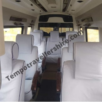 9 seater tempo traveller hire for outstation