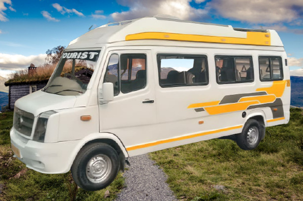 tempo traveller hire on rent for outstation